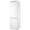 built-in fridge