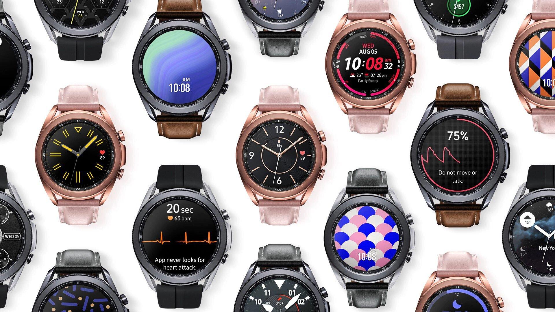 характеристики Samsung Galaxy Watch