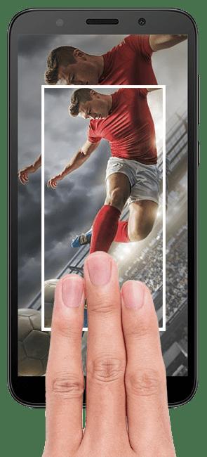 image smartphone huawei y5
