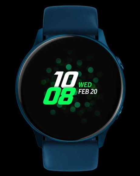 image color watch green