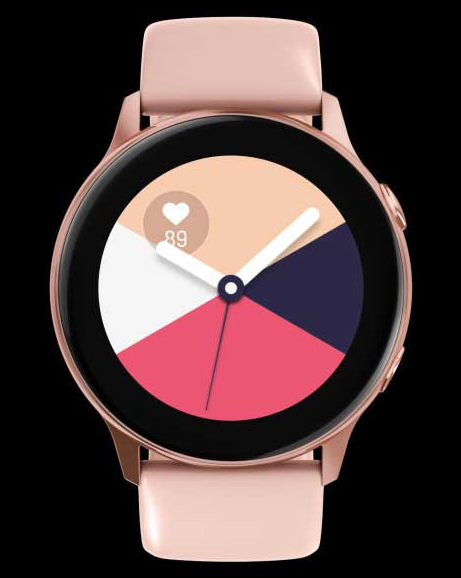 image color watch pink