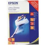 Фотобумага EPSON Ultra Glossy Ph. 300g 10x15 50sh (C13S041943)