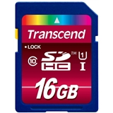Карта памяти TRANSCEND SDHC 16 GB (CLASS 10) UHS-I Ultimate X600 (TS16GSDHC10U1)