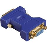 Переходник HAMA 45073 DVI plug - VGA socket Adapter