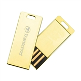 Флеш-драйв TRANSCEND JetFlash T3G 32GB Golden (TS32GJFT3G)