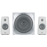 Компьютерная акустика TRUST Tytan 2.1 Subwoofer Speaker Set white