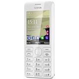 Мобильный телефон NOKIA 206 Dual SIM (white)