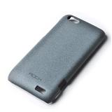Чехол Rock HTC desire v quicksand series light grey (34918)