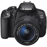 Зеркальная фотокамера CANON EOS 700D 18-55 IS STM