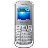 Мобильный телефон SAMSUNG GT-E1200 ZWI (white)