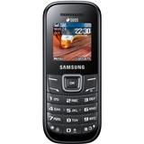 Мобильный телефон SAMSUNG GT-E1202 Duos ZKI (black)