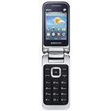 Мобильный телефон SAMSUNG GT-C3592 Duos CKA (cobalt black)