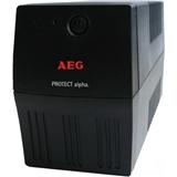 Источник бесперебойного питания AEG Protect ALPHA 450 (6000014746)