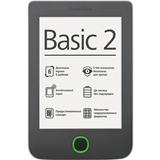 POCKETBOOK 614 Basic 2 Grey (PB614-Y-CIS)