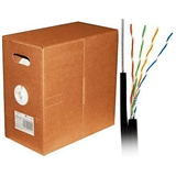 Кабель ATCOM Standard FTP Lan cable CAT5E external with cable 305м (13760)