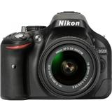 Зеркальный фотоаппарат NIKON D5200 Kit AF-S DX 18-55 VR II