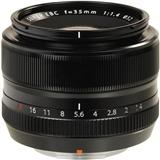 Объектив FUJI XF-35mm F1.4 R black (16240755)