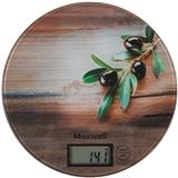 Весы кухонные MAXWELL MW-1460 Brown