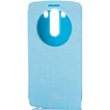 Чехол VOIA LG Optimus G 3 - Flip Case (Blue)