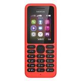 Мобильный телефон NOKIA 130 Dual SIM (red)