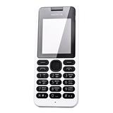 Мобильный телефон NOKIA 130 Dual SIM (white)