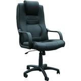 Кресло руководителя Примтекс плюс Laguna D-5 black
