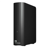 Внешний жесткий диск WD Elements Desktop 4000Gb WDBWLG0040HBK-EESN black