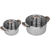 Набор посуды TEFAL E831S414 Inspiration 2,9л +5,1 л