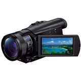 Видеокамера Sony FDR-AX100 Black