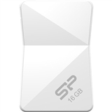 Флеш-драйв SILICON POWER Touch T08 16 GB White