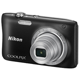 Фотоаппарат NIKON Coolpix S2900 (black)
