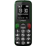 Мобильный телефон SIGMA mobile Comfort 50 Mini 3 Black Green