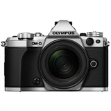 Системный фотоаппарат OLYMPUS E-M5 mark II Kit 12-50 mm Silver/Black