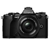 Системный фотоаппарат OLYMPUS E-M5 mark II Pancake Zoom Kit 14-42 mm Black/Black