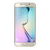 Смартфон Samsung G925F Galaxy S6 Edge 128GB (Gold Platinum)