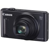 Цифровой фотоаппарат CANON PowerShot SX610 HS Black