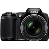 Цифровой фотоаппарат NIKON Coolpix L340 Black