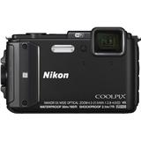 Цифровой фотоаппарат NIKON Coolpix AW130 Black