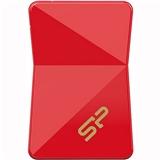 Флеш-драйв SILICON POWER Jewel J08 32 Gb Red (SP032GBUF3J08V1R)