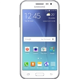 Смартфон SAMSUNG SM-J200H Dual Sim (white)