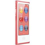MP3-плеер APPLE iPod nano 16GB Pink A1446 (MKMV2QB/A)