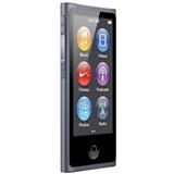 MP3-плеер APPLE A1446 iPod nano 16GB Space Gray (MKN52QB/A)