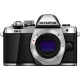 Системный фотоаппарат OLYMPUS E-M10 mark II Body silver