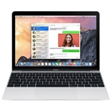 "Ультрабук Apple MacBook 12"" Silver (MF865) 2015"