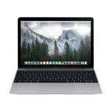 """Ультрабук Apple MacBook 12"""" Space Gray (MJY42) 2015"""