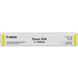 Тонер CANON 034 yellow (9451B001AA)