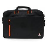 """Сумка для ноутбука DTBG D8338 17"""" Black/Orange"""