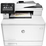 МФУ лазерное HP Color LJ Pro M477fdn (CF378A)