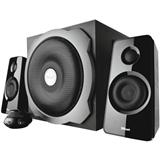 Акустическая система TRUST BR Tytan 2.1 Speaker Set Black