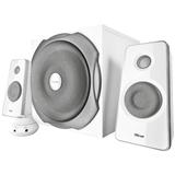 Акустическая система TRUST BR Tytan 2.1 Speaker Set white